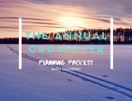 Annual Crossover Planning Process