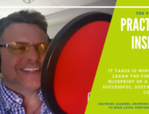 IT TAKES 10 MINUTES TO LEARN THE FINANCIAL BLUEPRINT OF A HIGHLY SUCCESSFUL, SUSTAINABLE COMPANY